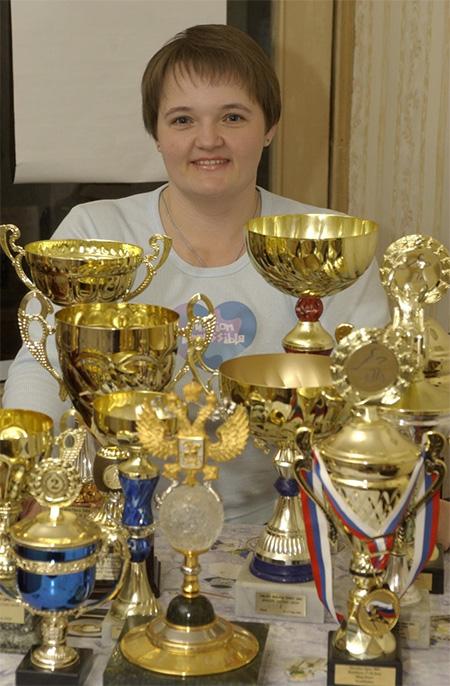 Наталья Бахматова