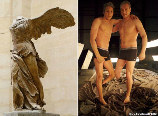 """Идея проекта """"Акрополь"""" - сравнить тела"""