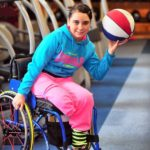Danielle - sports wheelchair 1